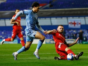 Coventry and Birmingham play out drab goalless draw