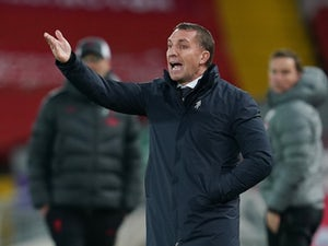 Brendan Rodgers delighted with Leicester professionalism