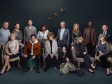 Coronation Street 60th anniversary cast portrait