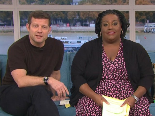 Dermot O'Leary comments on This Morning rumours