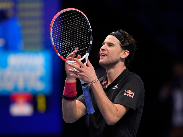 Result: Dominic Thiem downs Djokovic to reach final of ATP Finals