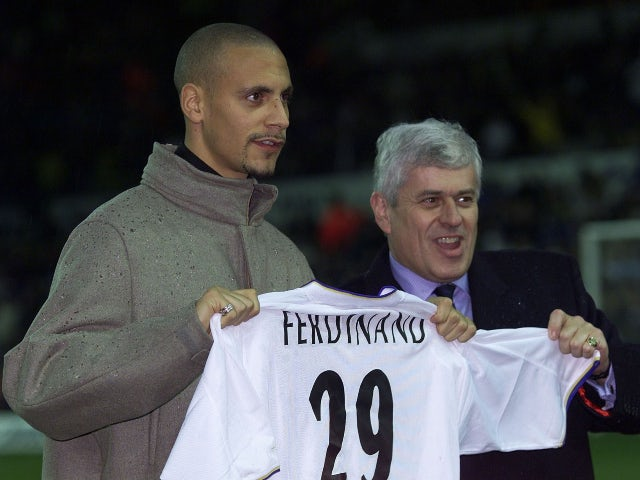 On This Day in 2000 - Rio Ferdinand becomes world's most expensive defender