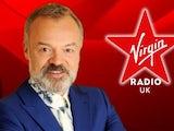 Graham Norton for Virgin Radio