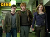 The Harry Potter children in Harry Potter and the Deathly Hallows Part 1