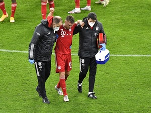 Bayern injury, suspension list vs. Lokomotiv