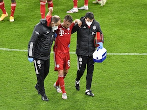 Bayern injury, suspension list vs. Salzburg