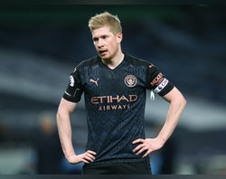 Man City injury, suspension list vs. Sheffield United