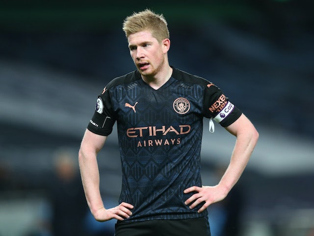 De Bruyne on verge of signing new Man City deal?