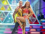 Maisie Smith and Gorka Marquez on Strictly Come Dancing week five on November 21, 2020