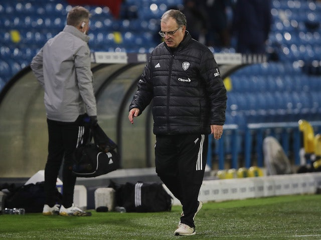 Marcelo Bielsa leads criticism of regional fan return