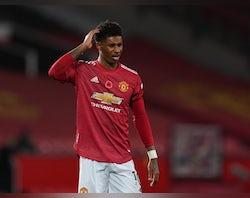 Man United injury, suspension list vs. Sheff Utd
