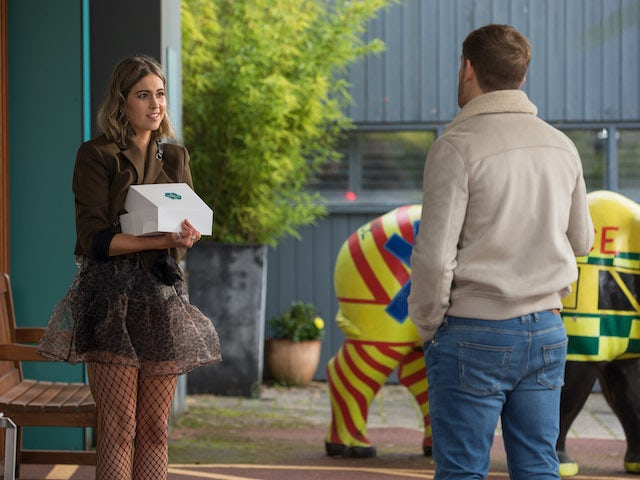Summer and Brody on Hollyoaks on November 25, 2020