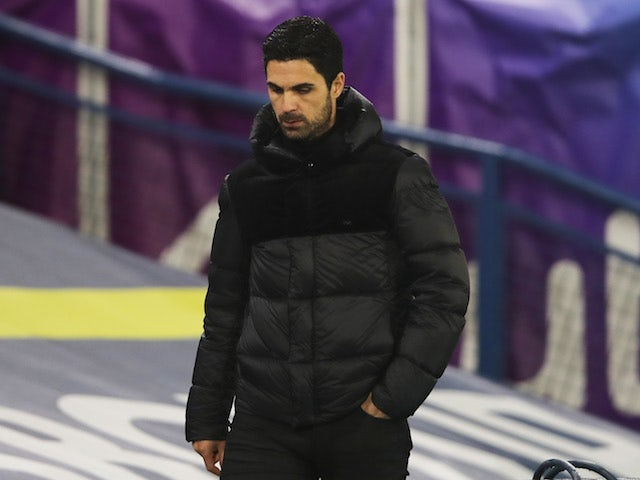 Arsenal absentees concern Mikel Arteta following Leeds stalemate