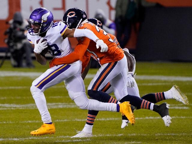 Result: Nick Foles injury overshadows Vikings win against Bears