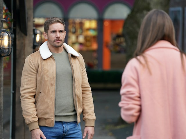 Brody on Hollyoaks on November 24, 2020