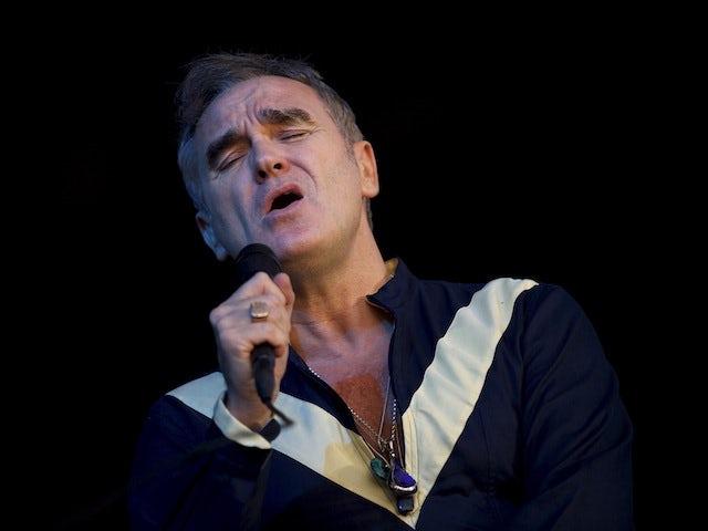 Morrissey confirms record label axe