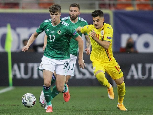 Result: Northern Ireland still awaiting first UEFA Nations League win