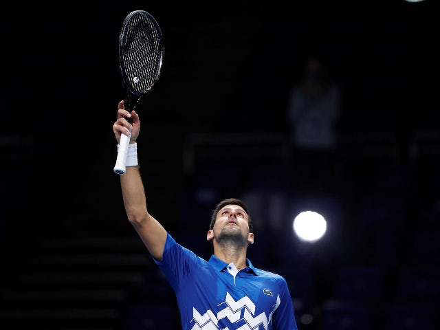 Novak Djokovic: 'I must speak up for my fellow players'