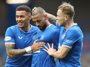 Team News: Rangers expect to welcome Kemar Roofe back for Hibs clash