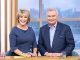 Ruth Langsford and Eamonn Holmes for This Morning