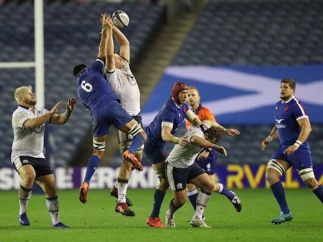 Result: France end Scotland's impressive winning run at Murrayfield