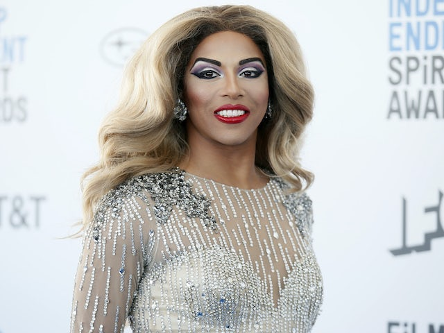 Shangela pictured in February 2019