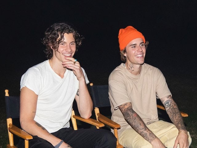 Watch: Shawn Mendes, Justin Bieber unveil Monster collaboration