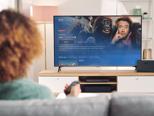 Red button streams to be added to Sky Go