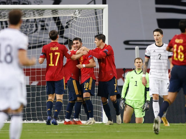 How Spain could line up against Portugal