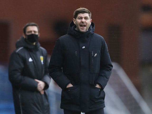 Steven Gerrard takes positives from draw with Benfica