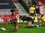 Result: Kevin Naiqama hat-trick propels St Helens to Super League Grand Final