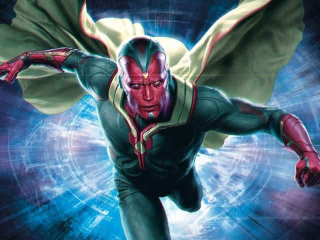 Avengers star Paul Bettany reveals Vision has purple penis