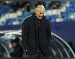 Zidane relationship with Real players breaks down?