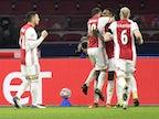 Preview: RKC Waalwijk vs. Ajax - prediction, team news, lineups