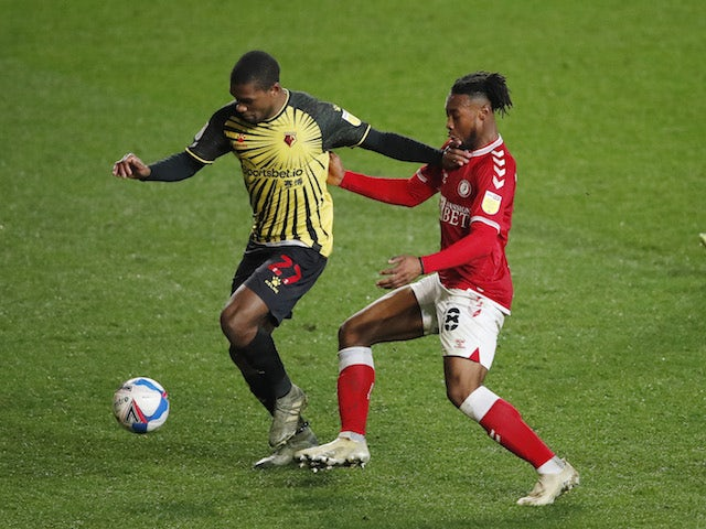 Result: Bristol City, Watford share the spoils at Ashton Gate