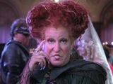 Bette Midler serving face in Hocus Pocus
