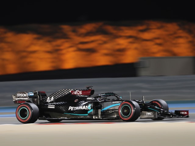 Result: Max Verstappen fastest in final Bahrain practice, Hamilton second