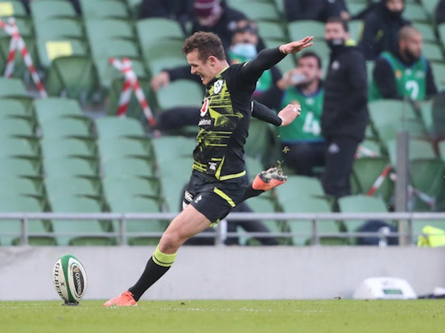Ireland without Billy Burns and James Lowe for Scotland clash