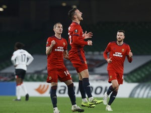 Dundalk still without Europa League point after Rapid Vienna defeat