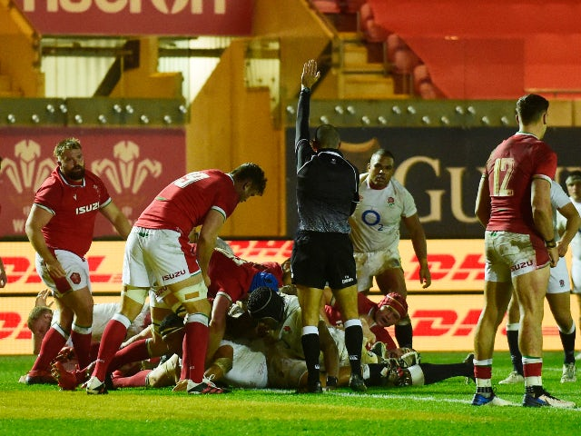 Result: England advance to Autumn Nations Cup final with victory over Wales