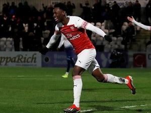 Arsenal 'revive talks over new Balogun contract'