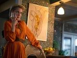 Gillian Anderson in Sex Education season two