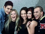 Hear'Say in their 2001 Popstars pomp