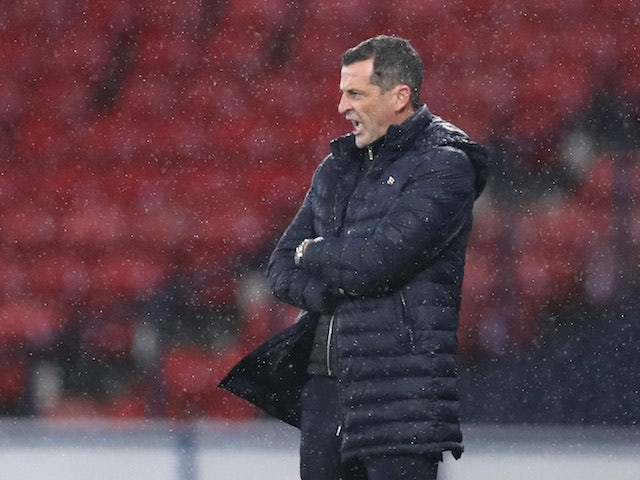 Jack Ross believes chance to finish third is