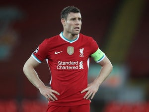 James Milner thinking positive despite Liverpool's winless run