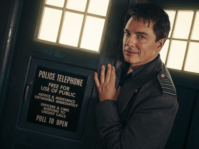 John Barrowman to return for Doctor Who Christmas special