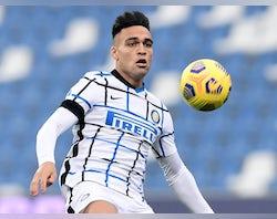 Martinez 'makes Inter contract demand amid Man City talk'