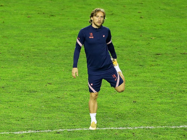 Luka Modric: 'I would love to end my career at Madrid'