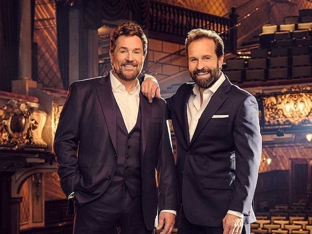 Michael Ball and Alfie Boe on course to beat BTS to albums number one