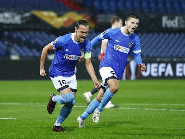 2020 21 Uefa Europa League Dinamo Zagreb Vs Feyenoord Preview Prediction The Stats Zone